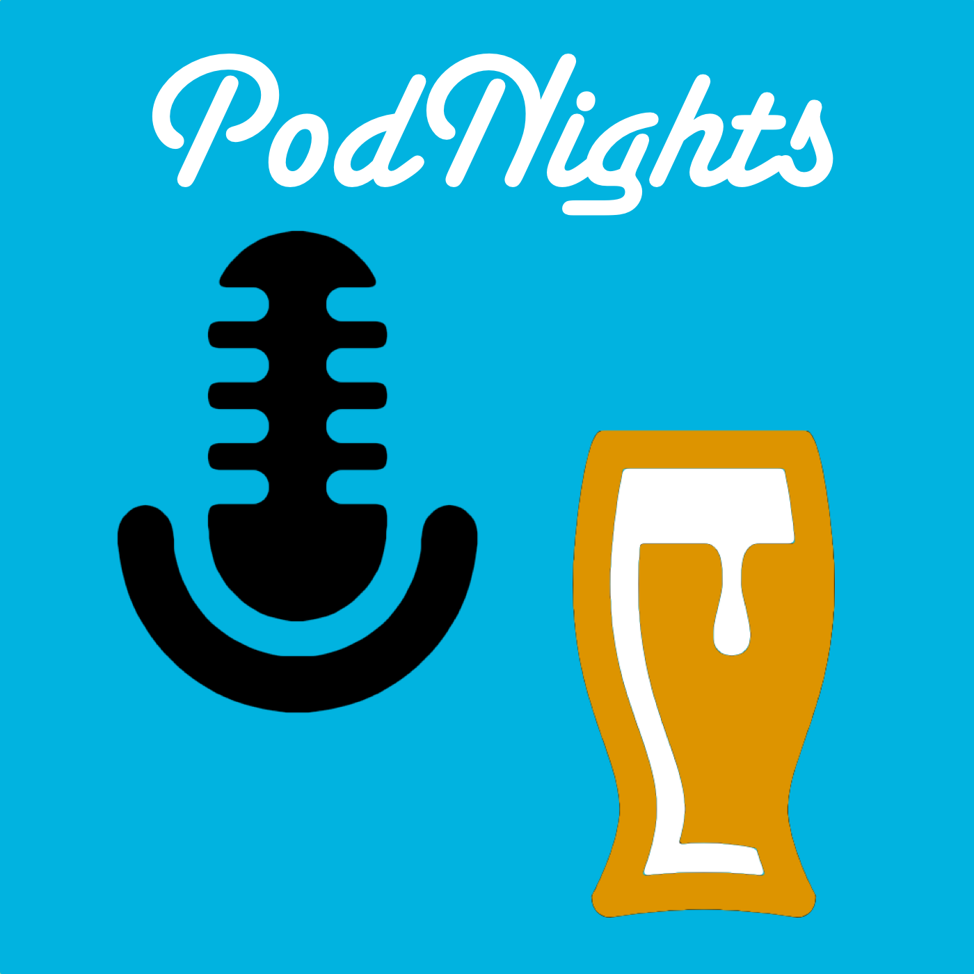 Logo de Podcast de PodNights, las noches de podcasting