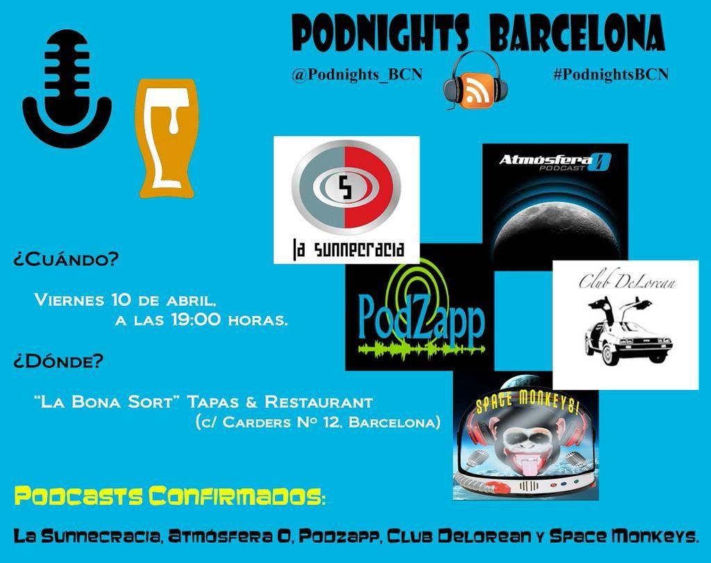 Podnight Barcelona