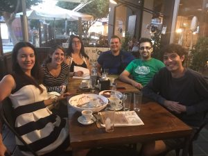 Podnights celebrado en Málaga